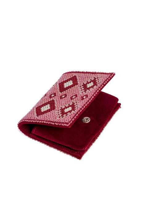 004 monedero rojo rosa platino alt1