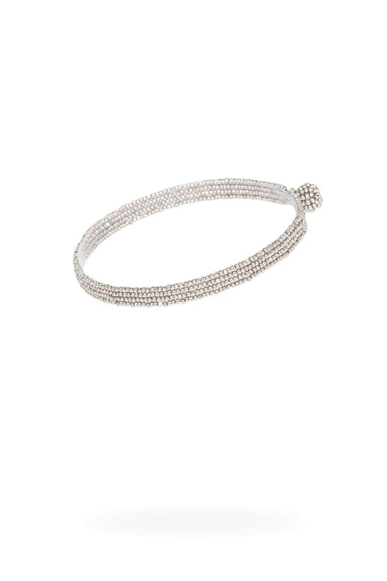 TLB009 brazalete lineal platino