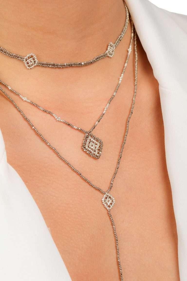 TLC008 collar lineal plata platino alt2jpg