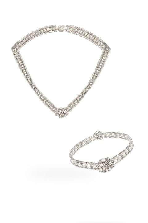 SETS030 set nudo plata platino