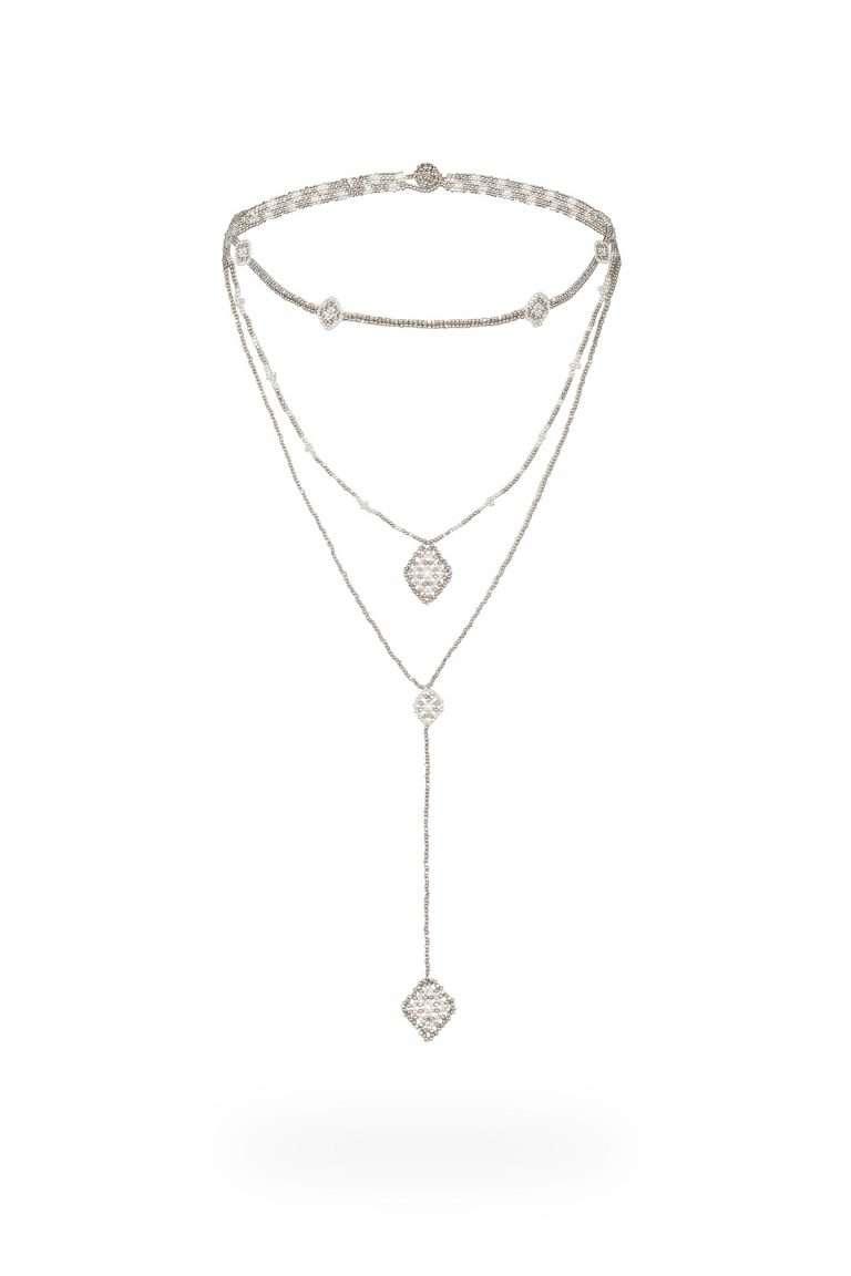 TLC008 collar lineal plata platino v2